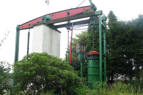 cornish beam engine
